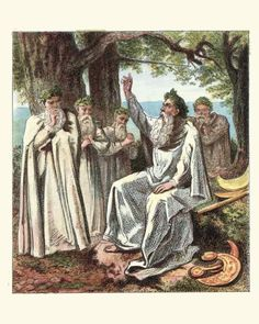By Edward Whelan, Contributing Writer, Classical Wisdom   The Druids were one of the most important groups in Celtic society, which dominated much of Europe before the rise of the Roman Empire. The druids were the Celts learned class and they were magicians, healers, philosophers, poets and lawyer