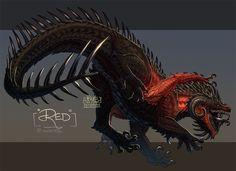 CM Red by Arukanoda.deviantart.com on @DeviantArt