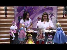 Mulher.com - 02/12/2015 - Boneca porta rolo de papel higiênico - Vivi Prado PT1 - YouTube