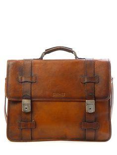 Leather Knapsack / Sandast