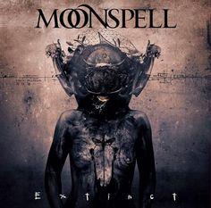Stunning artwork on Moonspell album