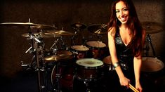 Love what you are doing for the drum community Meytal. http://www.meytalcohen.com