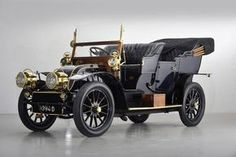 1904 CGV 6¼-Litre Type H1 Four-Cylinder Side-entrance Phaeton Chassis no. 2054 Engine no. 2054