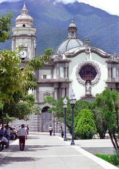 Catedral de Mérida, Estado Yucatan.