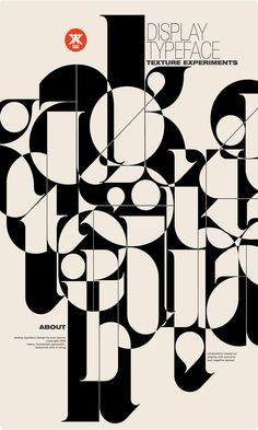 Pósters tipográficos de Aron Jancso
