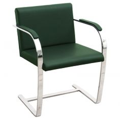 Ludwig Mies van der Rohe Bauhaus Furniture, Mcm Furniture, Furniture Design, Ludwig Mies Van Der Rohe, Seagram Building, Farnsworth House, Art Nouveau, Bauhaus Style, Chair Design