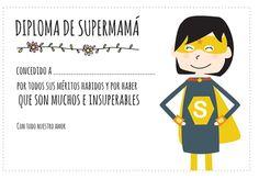 Diploma se Super Mama