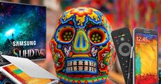 BrandsMart USA is having a 5 Hour Cinco de Mayo Sale starting NOW: 12:00 PM - 5:00 PM EST. Limited time savings on Samsung tablets, a Samsung 4K SUHD television, and more. Act now or miss out!  #CincoDeMayo #sale #deals #Samsung #television #tv #tablet #thursday #limitedtime