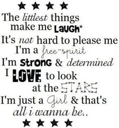 IM JUST A GIRL QUOTES | Just a Girl Quote Pictures, Images and Photos
