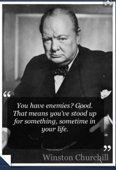 One of my favorite Winston Churchill quotes. Quotable Quotes, Wisdom Quotes, Quotes To Live By, Positive Quotes, Motivational Quotes, Inspirational Quotes, Cool Words, Wise Words, Message Positif