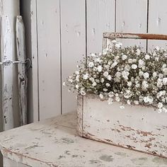 """Not long to go until our next fair ! 24 August """"Vintage on the Green"""" in Wisborough Green ! Rustic Farmhouse, Farmhouse Style, Vintage Garden Decor, Antique Boxes, Rustic White, Ranunculus, Wooden Boxes, Ladder Decor, Fun Crafts"""