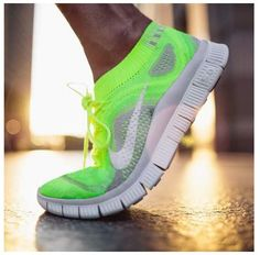Nike Free Fly Knit - again, am I obsessed?