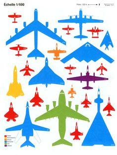 Más tamaños | Aircraft Size Comparison | Flickr: ¡Intercambio de fotos!