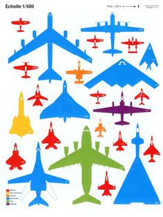 All sizes | Aircraft Size Comparison | Flickr - Photo Sharing!