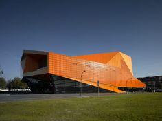 Theatre Agora / Lelystad / Germany | Architect: UNStudio