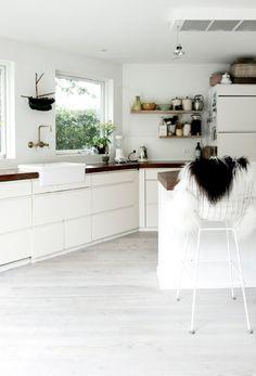 Se også galleriet med køkkener her: | Mad & Bolig