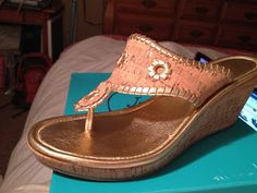 Great Steal for Jack Rogers Wedges!