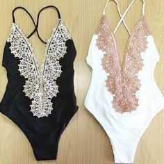 Cute one pieces.