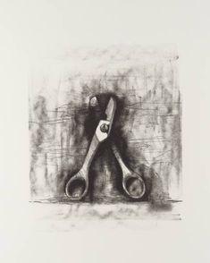'[no title]', Jim Dine, 1973 | Tate