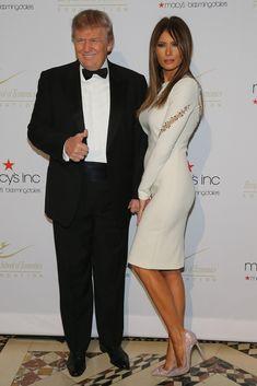 Melania Trump Photos: European School Of Economics Foundation Vision And Reality Awards