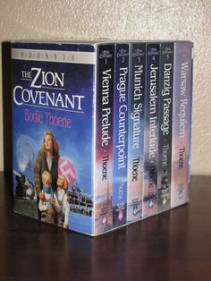 Th Zion Covenant by Bodie Thoene