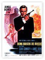James Bond - Bons baisers de Russie - sur le site RayonPolar