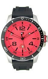 Tommy Hilfiger Synthetic Black Dial Men's Watch $95.95 http://amzn.com/B006G0BNS6 #MenWatch