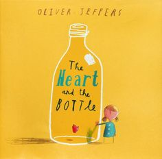 Buy The Heart and the Bottle by Oliver Jeffers at Mighty Ape NZ. Award-winning picture book star Oliver Jeffers explores themes of love and loss in this life-affirming, uplifting tale, due to be featured in a major . Oliver Jeffers, Child Life Specialist, Children's Picture Books, Ipad Picture, Bereavement, Lectures, Children's Literature, Conte, In Kindergarten