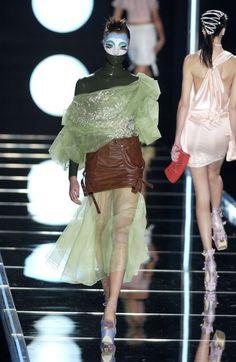 Christian Dior at Paris Fall 2003