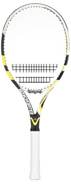 The Aero Storm GT is an update of the Babolat Aero Storm and weapon of choice for WTA Superstar Dinara Safina. Like the Aero Storm it takes the place of, the Aero Storm GT is control-oriented, allowing players to generate plenty of spin from the baseline.  $229.00