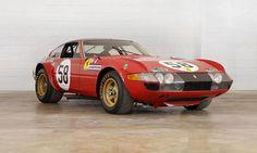 Legendary Ferrari N.A.R.T for Auction