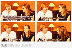 Talking about brooms[Love Emma Watson]