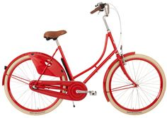 Urban Chic bedstemor damecykel   Velorbis Klassiske Cykler