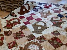 Wilma´s Homemade Quilts: Collection for a cause