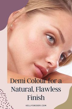 Make sure you are trying on the right makeup the first time around with Demi Colour! It's time to create a natural and flawless look without wasting money on products that don't match your skin tone. What you need to know about how to color match using color science with Demi Colour. You can achieve the perfect natural finish for the timeless natural makeup look! Simple Everyday Makeup, Everyday Makeup Routine, Daily Beauty Routine, Simple Makeup, Beauty Routines, Makeup Tutorial Step By Step, Easy Makeup Tutorial, Makeup Tutorial For Beginners, Quick Makeup