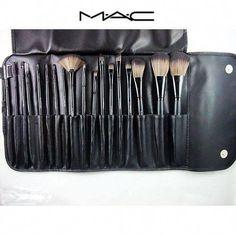 Learn about these mac makeup looks Tip# 4078 #macmakeuplooks Mac Brushes, Mac Makeup