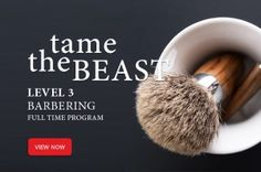 level 3 barbering course