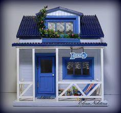 HandMade ElenaNikitina: Beach House 2