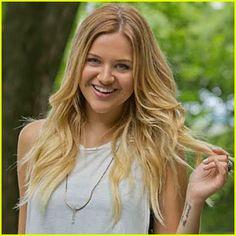 My favorite country music singer Kealsea Balerini!