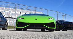 2016 Lamborghini HURACAN – Squadra Corse Villain Prays on R8 (Video)