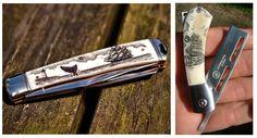 ... clothing company scrimshaw knife the mini razor from shar s scrimshaw