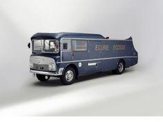 1960 Commer TS3 Three-Car Transporter
