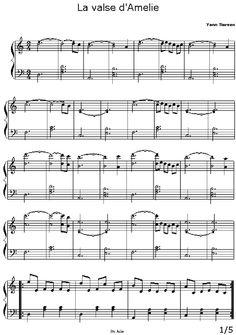Yann Tiersen - La Valse d'Amelie Poulain
