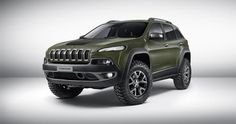Mopar devela vehículos Jeep® personalizados en el Salón Internacional del Automóvil de Frankfurt 2015 | Tuningmex.com