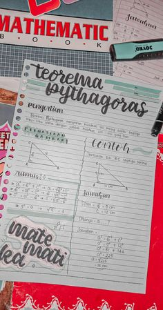 School Lessons, Math Lessons, High School Hacks, Study Motivation Quotes, Pretty Notes, Quotes Indonesia, Studyblr, Study Notes, Bingo
