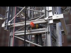 Tower Crane Crushes Worker - Personal Injury Animation - YouTube