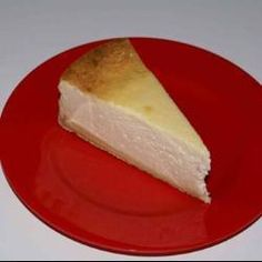 Quark cheesecake @ http://allrecipes.co.uk