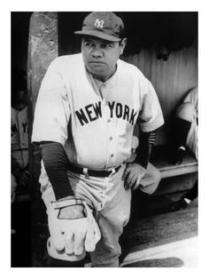 Fan Apparel & Souvenirs Sports Mem, Cards & Fan Shop Babe Ruth New York Yankees Final Game Played At Fenway Park 1934 Nyc Newspaper