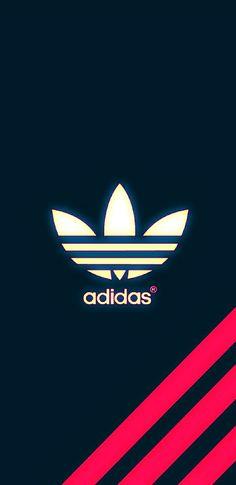 Adidas (Three Stripes) - iPhone Wallpaper/Background.
