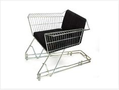 For Tammy... shopping cart chair